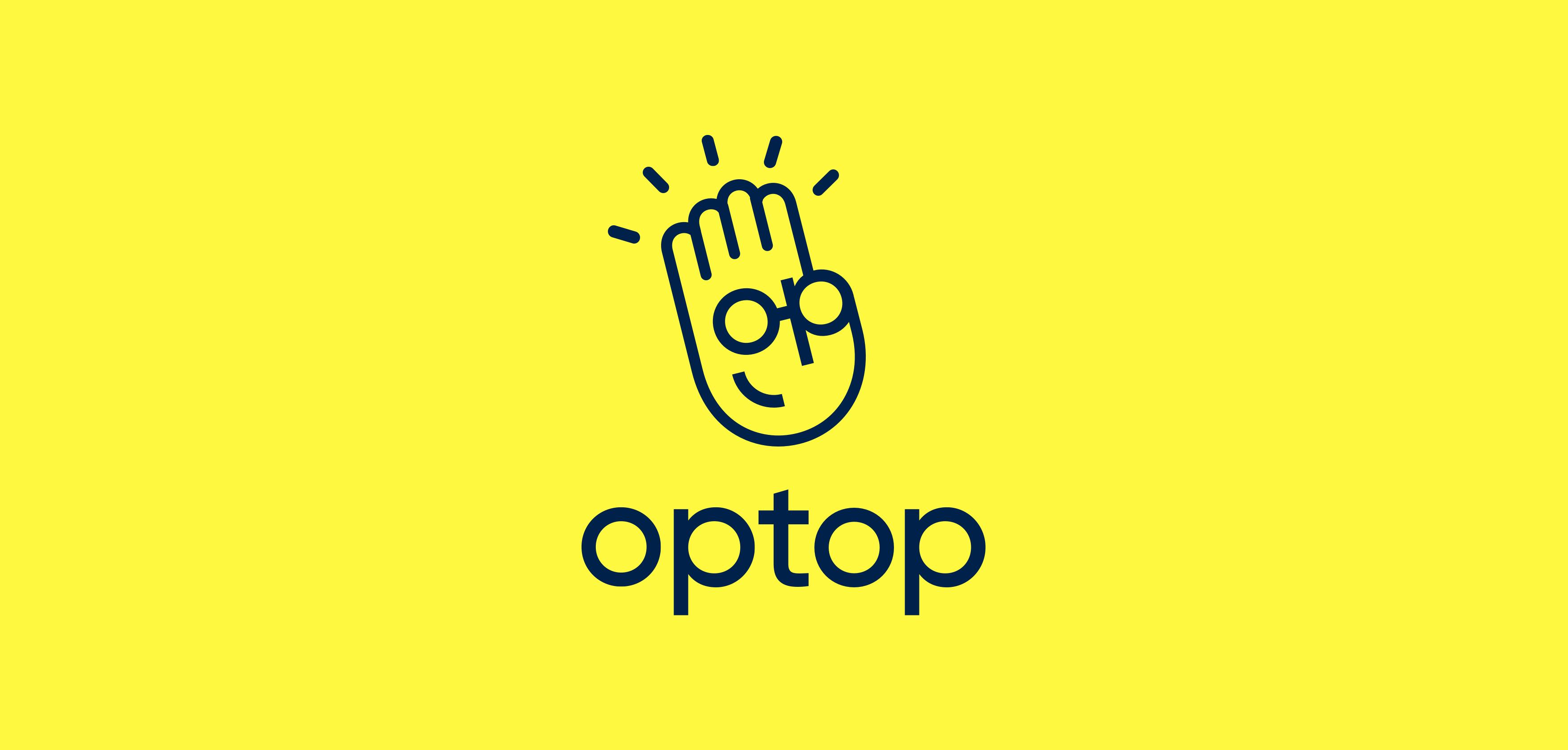 9 – Logo  – Optop – manon gruaz